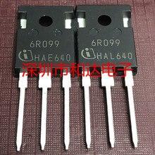 5 шт./лот IPW60R099 6R099 TO-247