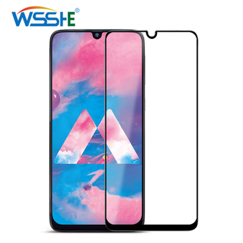 Full Cover Tempered Glass for Samsung A10 A80 A50 A70 A90 A60 A40 A30 A20 9D Screen Protector for Samsung Galaxy M10/M20/M30/M40 image