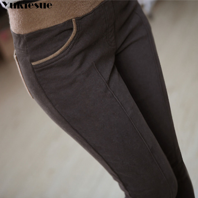 Winter Pencil Pant Leggings 4