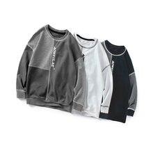 Детская одежда; Сезон весна осень; Свитер; Трикотажный пуловер;