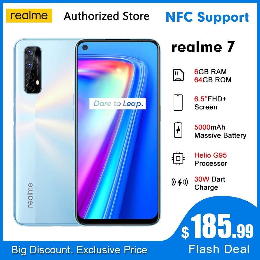 realme 7 NFC 6.5