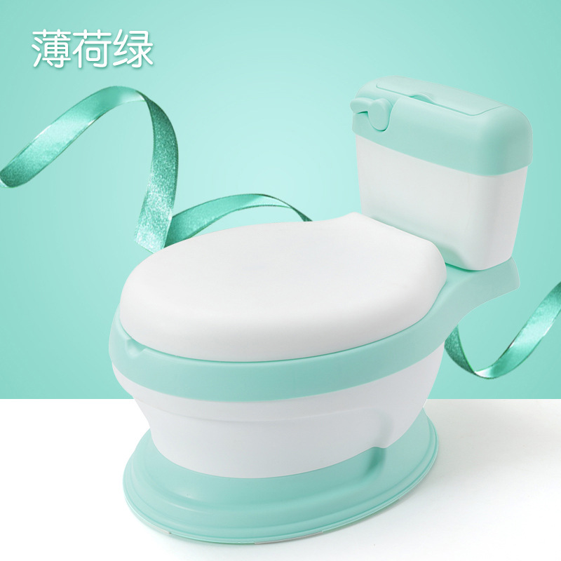 Toilet For Kids Baby Small Chamber Pot Baby Toilet Urinal Model Pedestal Pan
