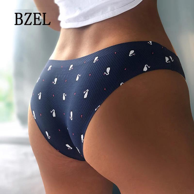 Women Thongs Fashion Floral Panties XS XL Female Underpants Ladies Sexy Underwear Women Bikini Panty New Panties For Woman 2021