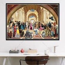Nt767 quente marilyn monroe james dean elvis presley humphrey poster impressão pintura da parede arte da lona imagem sala de estar decoração casa