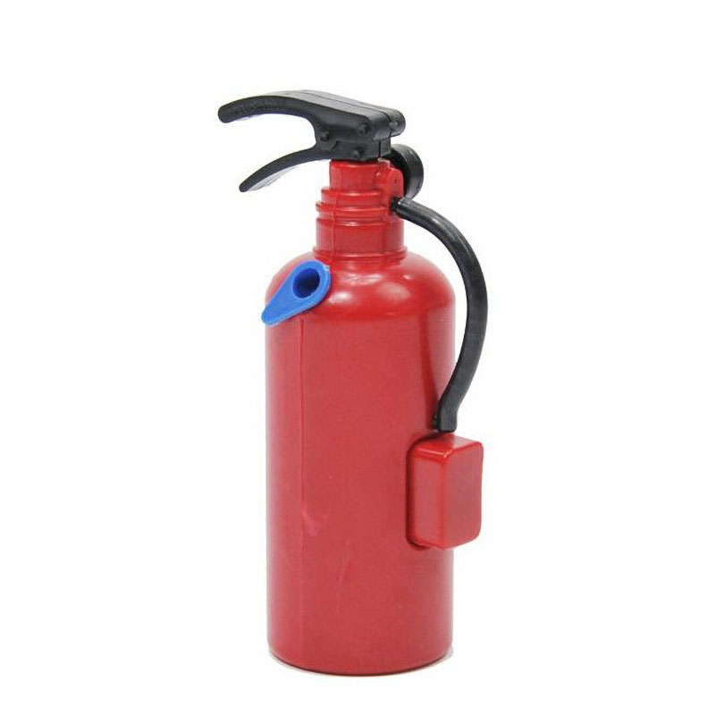1Pcs New Fashion Plastic Simulation Fire Extinguisher Water Guns Toys Mini Funny Bathtub Beach Swimming Pools Outdoor Spray Toy