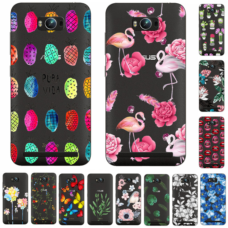 For <font><b>Asus</b></font> Zenfone Max ZC550KL Case Silicone Soft TPU Back Shell Phone Cover For <font><b>ASUS</b></font> ZC550KL <font><b>Z010DD</b></font> Z010D Z010DA Case Cover image