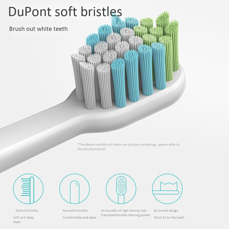 Sonic Electric Toothbrush Tooth Brush USB Rechargeable Upgraded Adult Waterproof Ultrasonic Automatic