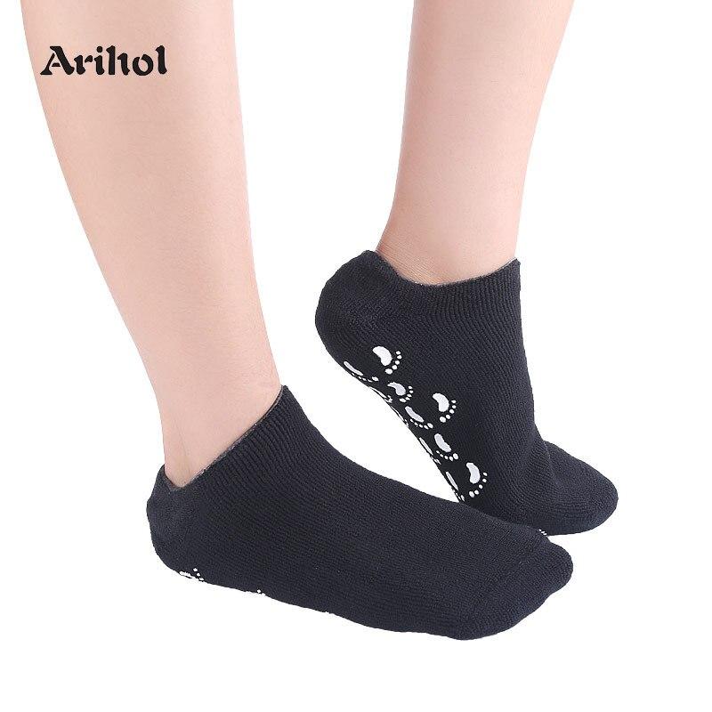 Gel SPA Socks Winter Feet Moisturizing Socks For Men Women Anti Crack Dry Exfoliating Whitening Sock Foot Skin Care Insoles Sock
