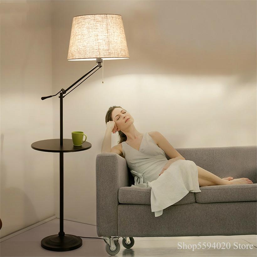 American Pallet Standing Floor Lamps Living Room Study Pallet