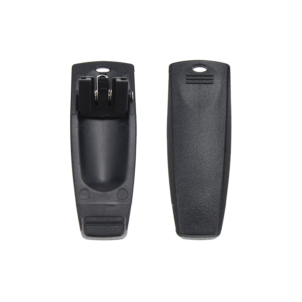 Walkie Talkie Belt Clip for Kenwood KNB 63L KNB 65L Battery TK 3000E TK 3000K TK 3000K2 TK 3501 TK U100 in Walkie Talkie Parts Accessories from Cellphones Telecommunications