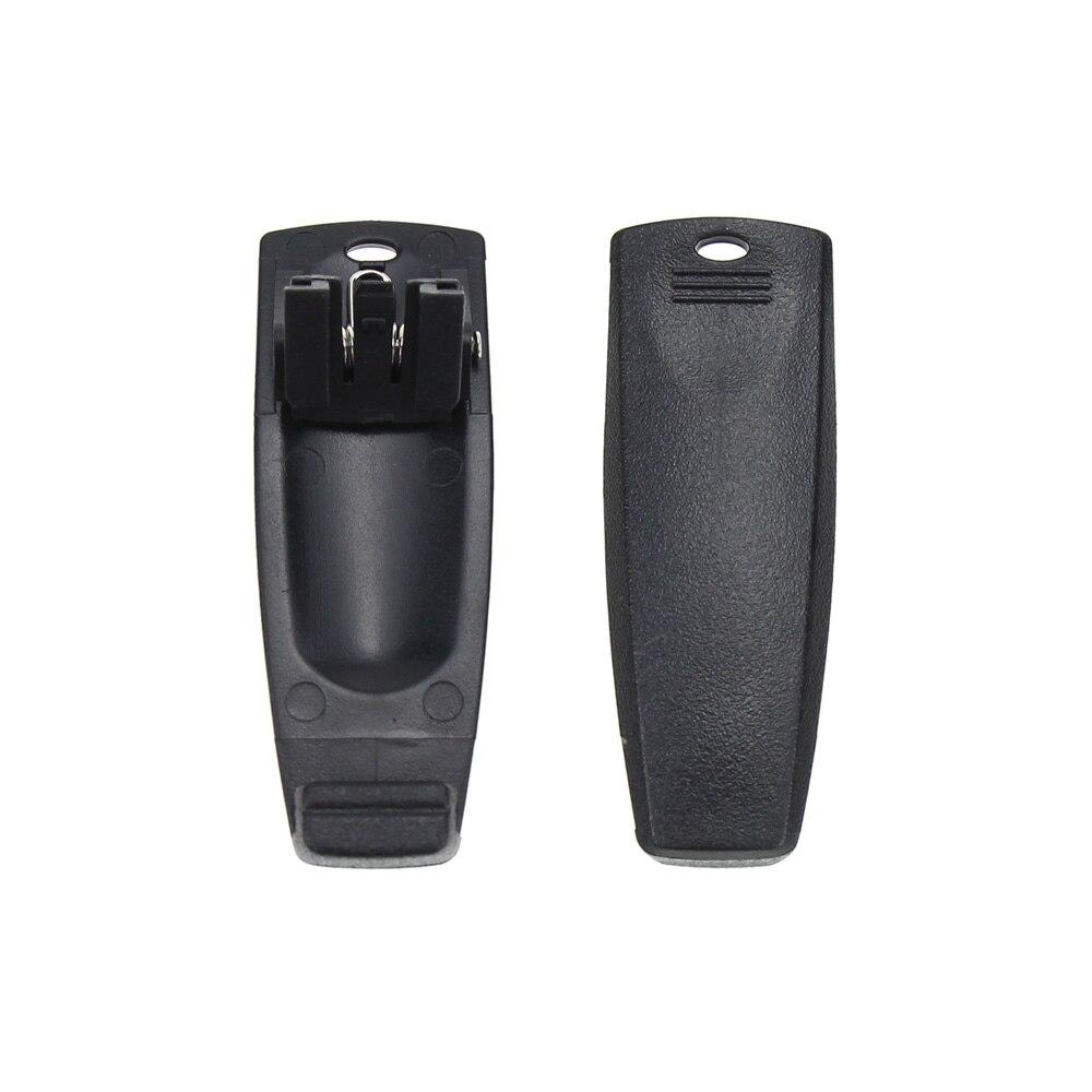 Walkie Talkie Belt Clip For Kenwood KNB-63L KNB-65L Battery TK-3000E TK-3000K TK-3000K2 TK-3501 TK-U100