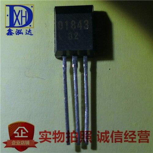 2SD1843 D1843 power NPN новый + оригинальный Триод в наличии 10 uds