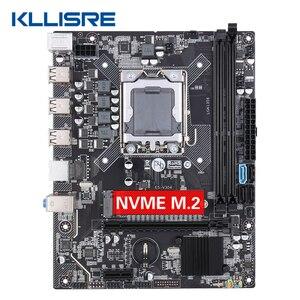 Image 2 - Kllisre X9A האם סט עם Xeon LGA 1356 E5 2420 C2 2x4GB = 8GB 1333MHz DDR3 ECC REG זיכרון
