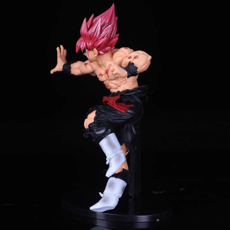 ビッグサイズ 23 センチメートル 3D 高 quanlity のアニメフィギュア漫画ドラゴンボールモデル悟空フィギュア家の装飾子供の誕生日ギフトグッズおもちゃ
