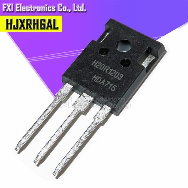 5PCS H20R1203 H20R1203 TO 3P TO247 new original