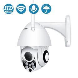 BESDER 2MP HD PTZ ip-камера безопасности IR светодиодный купольная ip-камера с автоматическим отслеживанием Водонепроницаемая аудио беспроводная WiFi ...