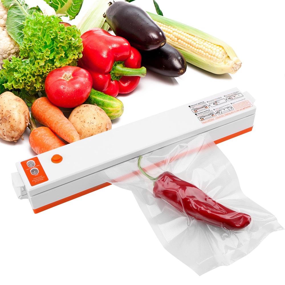 Portable EU Plug/ US Plug Film Sealer Vacuum Packaging Machine Household Food Vacuum Sealer
