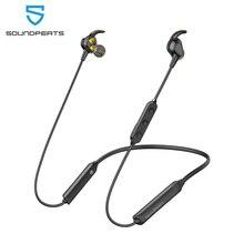 SoundPeats Động Cơ Bluetooth 5.0 Không Dây Tai Nghe Nhét Tai Vòng Cổ Kép Năng Động Trình Điều Khiển Tai Nghe Nhét Tai Có Mic IPX6 Chống Nước 18hrs Thời Gian Chơi