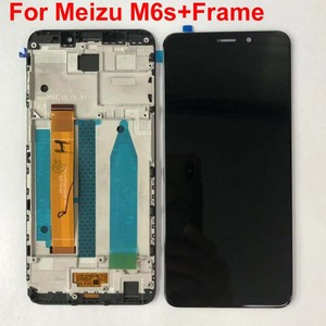 Image 1 - AAA Best Original 5.7 For Meizu M6S Meilan S6 Mblu S6 M712H M712Q LCD Screen Display+Touch Panel Digitizer Frame For M6s Mblu S6