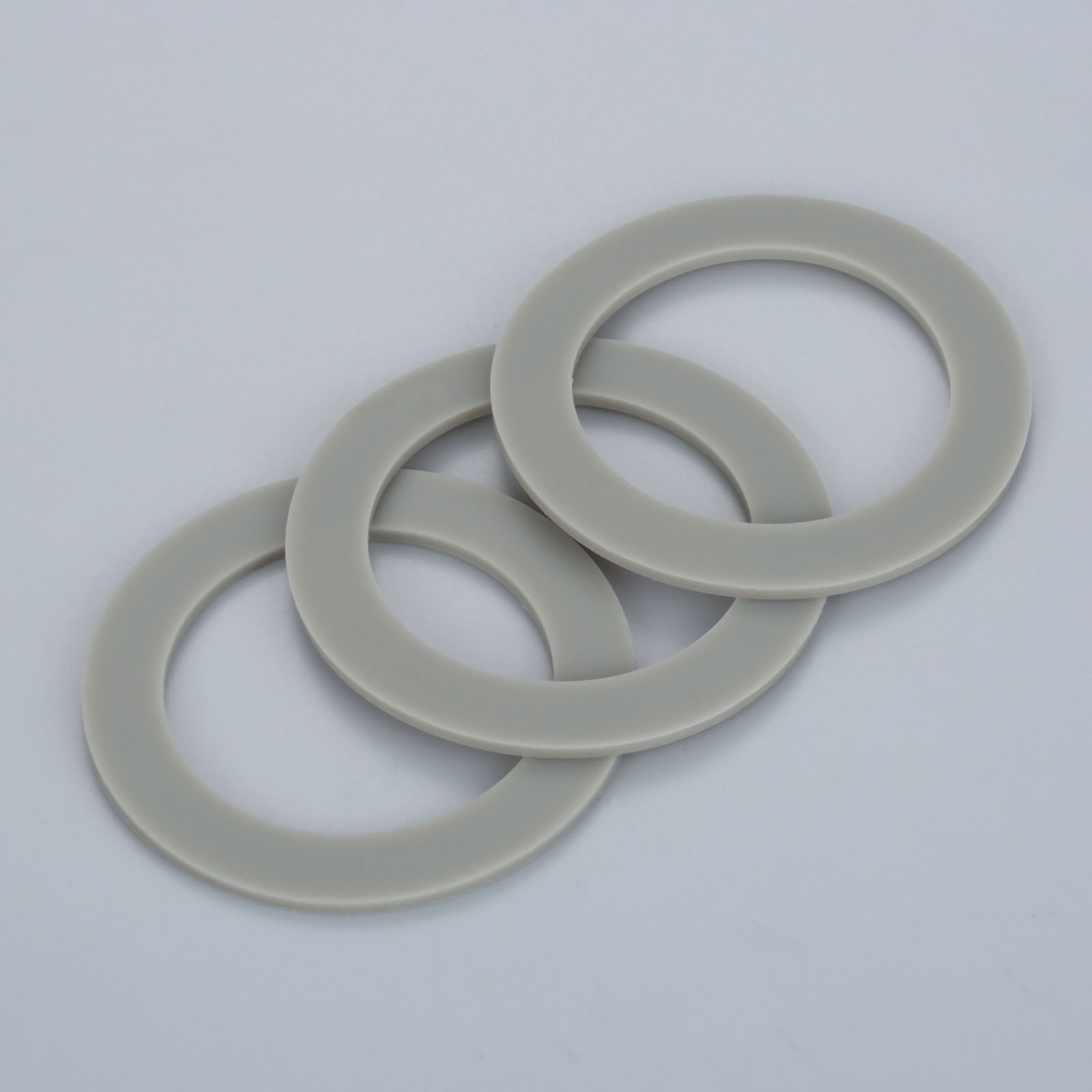 3Pcs Replacement Blender Sealing Gasket O-ring Fit For Cuisinart Blender 65mm CUCB-456-3
