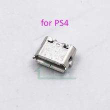 Port de chargement de données Usb, 500 pièces, connecteur de prise de chargeur dalimentation pour Playstation PS4, réparation de contrôleur