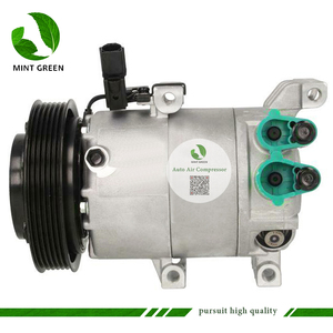 Image 1 - VS12 Auto ac Kompressor für Hyundai Ix20 i20 Kia Venga seele 92081124 977012K00 0 149779 8FK351001361 977012K001 KAK159 8FK351001