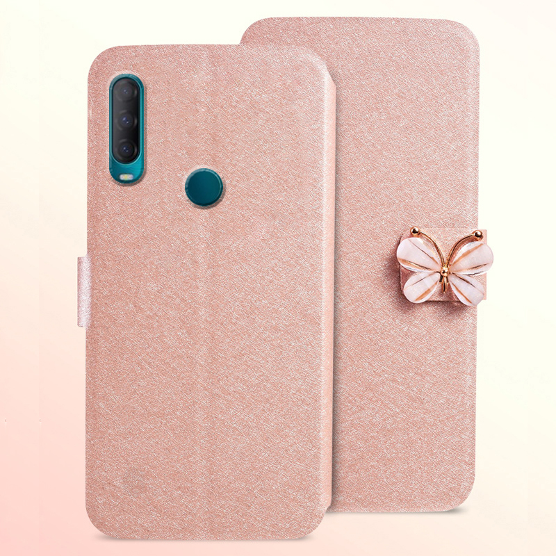 Alcatel 1B 1S 1V 3L 2020 Case Protection Stand Style PU Leather Flip Silicone Back Cover For Alcatel Mobile Phone Wallet Capa