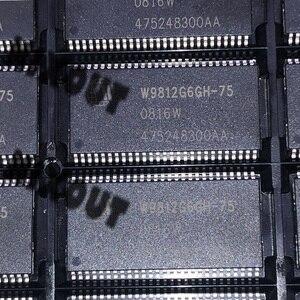 Image 2 - 10 sztuk ~ 50 sztuk/partia W9812G6GH 75 TSOP 54 100% nowy oryginał