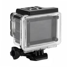 "4K 30FPS 16MP Action Camera Full HD 1080P 60fps Waterproof Cam Wifi Camcorders 170D Mini 2.0"" LCD Video Sport Camera(China)"