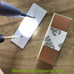 Image 2 - 100 Pieces/lot 6V SMD Lamp Beads with Optical Lens Fliter for LED Strip Bar,Repair TV 100%NEW