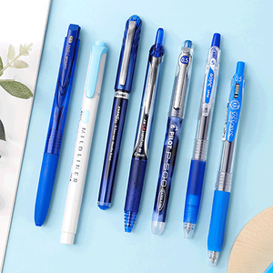 Image 2 - Japanese brand Gel pen Highlighter Various combinations 0.5/0.38mm Student notes special color combination