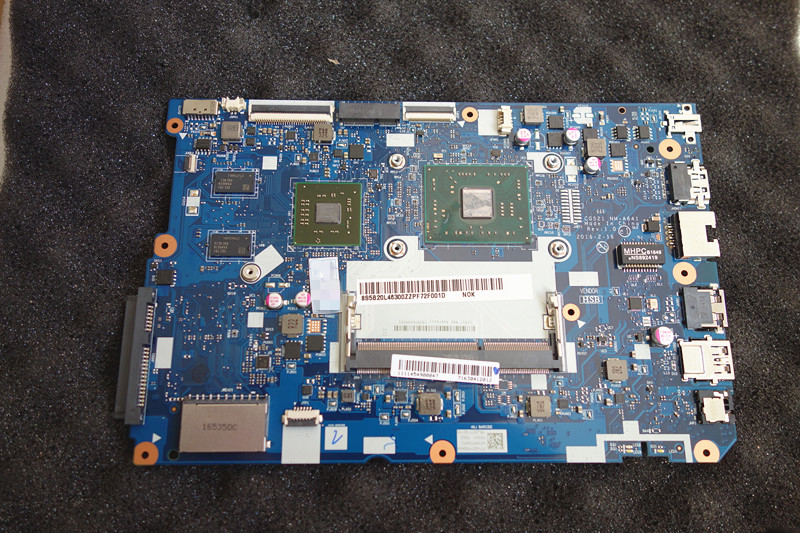 CG521 NM-A841 Motherboard For Lenovo 110-15ACL Notebook Motherboard CPU E2-7110 R5 M430 2G DDR3 100% Test Work