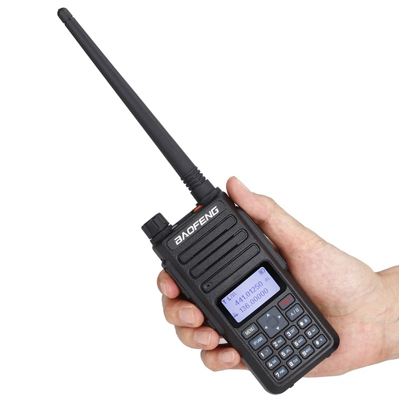 Baofeng DM-860 Digital Walkie Talkie DMR Tier1 Tier2 Tier II Dual time slot Digital Radio Compatible With Motorola DM-1801