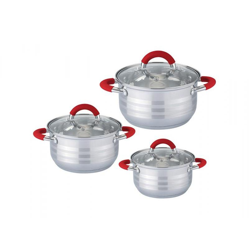 A Set Of pans AGNESS, 6 items все цены
