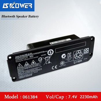 цена на 061384 Battery For Bose SOUNDLINK Mini I one Speaker 063404 061385 061386 063287 7.4V/17WH