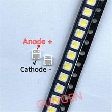 500Pcs המקורי עבור Lextar LED תאורה אחורית טלוויזיה גבוהה כוח LED כפול שבבי 1W 3V 3030 מגניב לבן PT30Z50 V1 טלוויזיה יישום 3030 3V