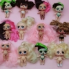 LOL surprise doll series 5 nude dolls can choose children's gift toys 5
