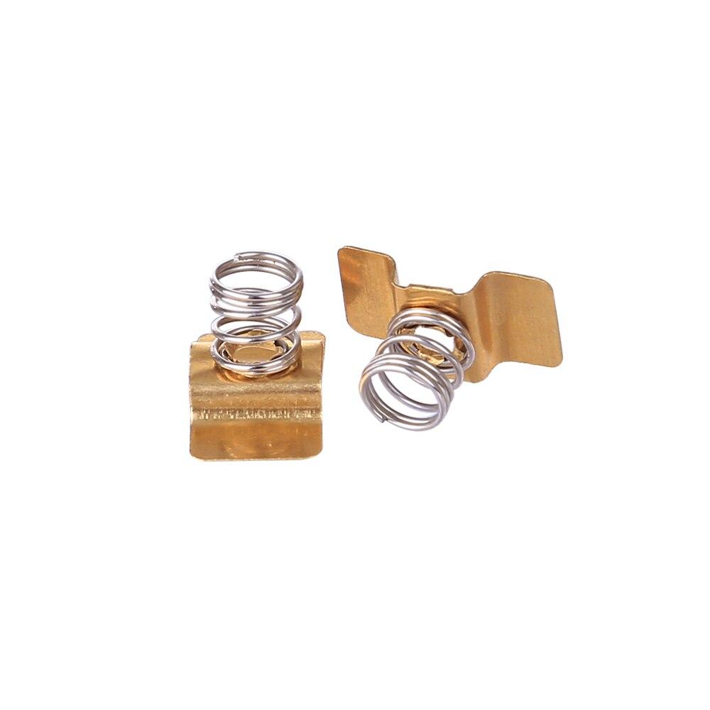 2Pcs Magazine Leaf Spring For JM Gen.2 Water Gel Beads Blaster Modification Upgrade