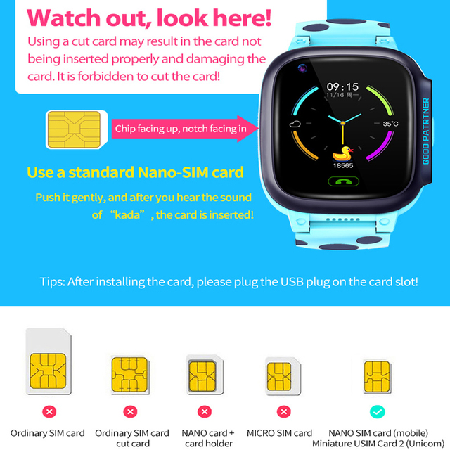Y95 4G Child Smart Watch Phone GPS Kids Smart Watch Waterproof Wifi Antil-lost SIM Location Tracker Smartwatch HD Video Call 6