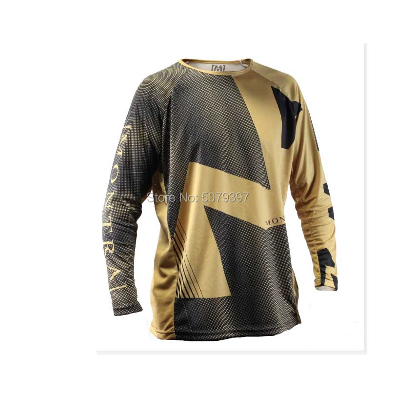 2019 Motocross Jersey mx maillot ciclismo downhill mtb Jerseys  Mountain Bike Jersey XC BMX DH T Shirt Clothes