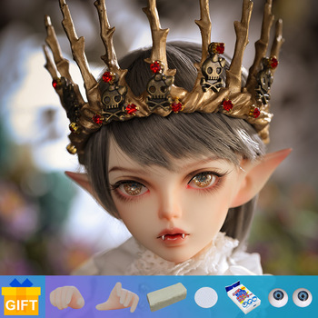 Fairyland Minifee 1/4 BJD Doll Figo MNF Jiyu Fullset Ball jointed doll Surprise Gift for Boys Birthday Resin Toys free shipping pukifee luna doll bjd 1 8 tiny cute ball jointed doll resin fairies best birthday gift toy for girl fairyland