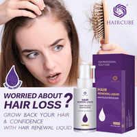 HAIRCUBE-aceite de esencia de crecimiento rápido para el cabello, Spray para el cuidado del cabello orgánico Natural, anticaída, reparación de cabello denso, daño