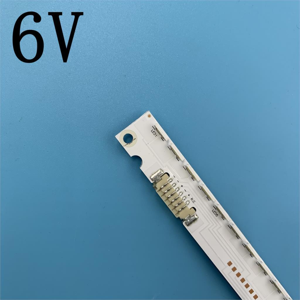 """406mm 6V*44LEDs New LED Strip 2012SVS32 7032NNB 44 2D REV1.0 32"""" TV V1GE-320SM0-R1 UE32ES6307 UA32ES5500 UE32ES5530W UE32ES5557K"""