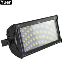 800W LED צבע אפשרות דיסקו Strobe אור DMX512 שלב אפקט תאורת מסיבת DJ KTV אורות שליטת קול 5CH מוסיקה מסיבת לומייר