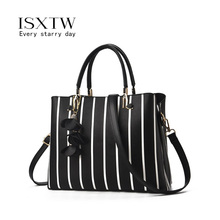 ISXTW Vintage New Handbags For Women 2019 Female Brand Leather Handbag High Quality Small Bags Lady Shoulder Casual/D17