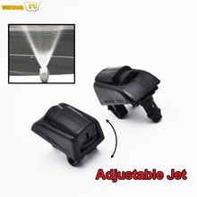 2PCS Set Front Windscreen Wiper Washer Jet Nozzle For Skoda Octavia 1Z 5E A5 A7 2016 2015 2014 2013 2012 2011 2010 2009 cheap MISIMa ABS Plastic 2014Year 2015Year 2016Year 0 01kg Cleaning 1inch ISO9001 none