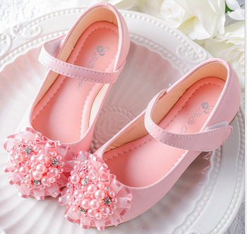 2020 New Cute Flower Children Shoes Girls Princess Glitter Baby Dance Casual Girl Sandals