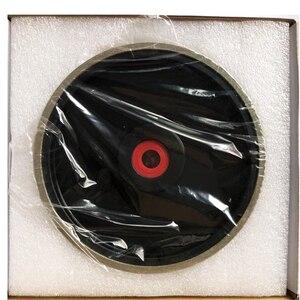 Image 5 - URANN 1pcs 150mm 다이아몬드 수지 연 삭 휠 보석 연마 수지 연 삭 휠 그릿 150 320 400 600 800 1000 1500 2000