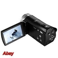 HDV V12 Digital Camera 3.0 Inch TFT LCD FHD 1080P 16X Digital Zoom IR Night Vision Camcorder CMOS 300MP Sensor Video Cameras