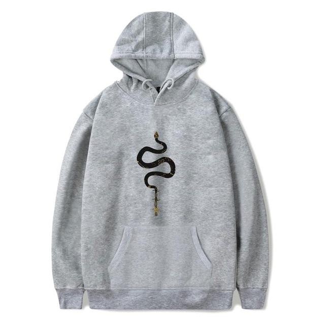 Post Malone Beerbongs and Bentleys Snake Logo Sweatshirt Hoodie 1